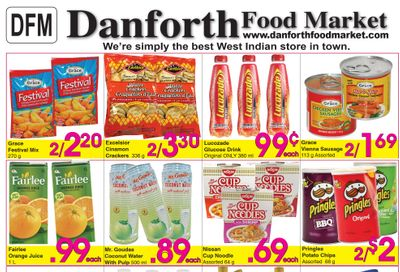 Danforth Food Market Flyer February 11 to 17
