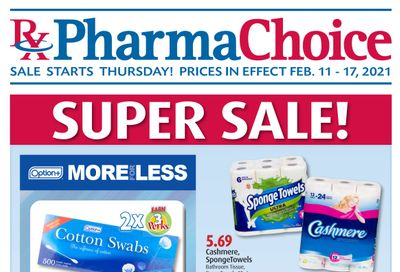 PharmaChoice (ON & Atlantic) Flyer February 11 to 17