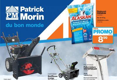 Patrick Morin Flyer February 11 to 17