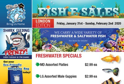 Big Al's (London) Weekend Specials January 31 to February 2