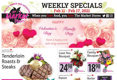 The Market Stores Flyer February 11 to 17