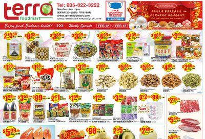 Terra Foodmart Flyer February 12 to 18