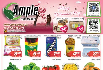 Ample Food Market Flyer February 12 to 18