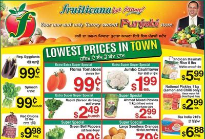 Fruiticana (BC) Flyer January 31 to February 5