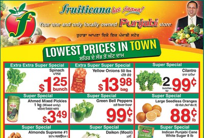 Fruiticana (Calgary) Flyer January 31 to February 5