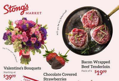 Stong's Market Flyer February 12 to 15