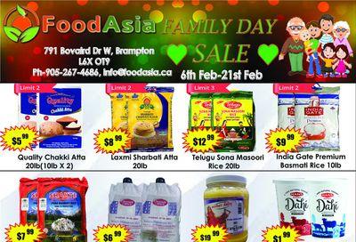 FoodAsia Flyer February 6 to 21