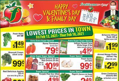 Fruiticana (Edmonton) Flyer February 12 to 18