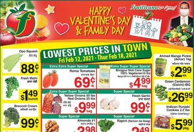 Fruiticana (Calgary) Flyer February 12 to 18
