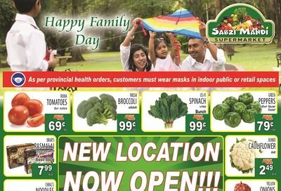 Sabzi Mandi Supermarket Flyer February 12 to 17