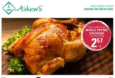 Askews Foods Flyer February 14 to 20