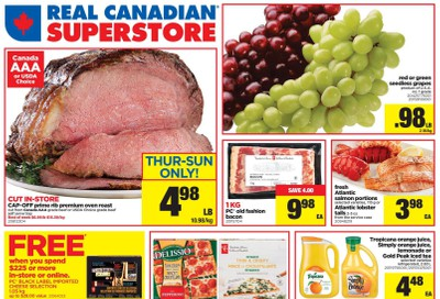 Real Canadian Superstore (ON) Flyer October 10 to 16