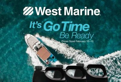 West Marine Weekly Ad Flyer February 10 to February 15