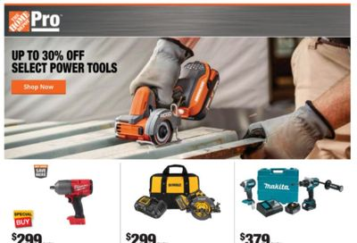 The Home Depot Weekly Ad Flyer February 8 to February 15