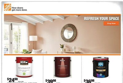 The Home Depot Weekly Ad Flyer February 11 to February 18