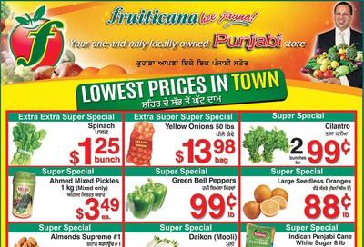 Fruiticana (Edmonton) Flyer January 31 to February 5