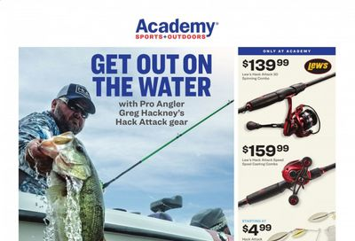Academy Sports Weekly Ad Flyer February 15 to February 28