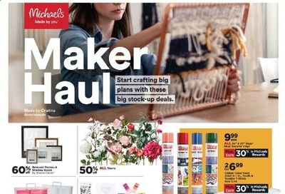 Michaels Weekly Ad Flyer February 14 to February 20