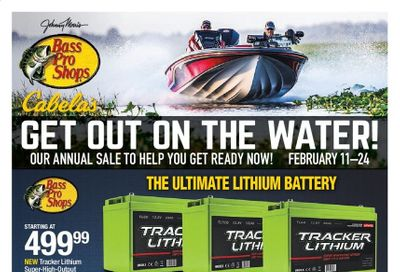 Bass Pro Shops Weekly Ad Flyer February 11 to February 24