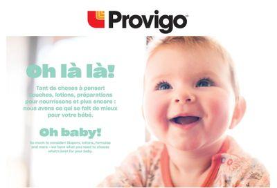 Provigo Baby Flyer February 18 to March 5