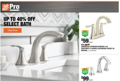 The Home Depot Weekly Ad Flyer February 15 to February 22