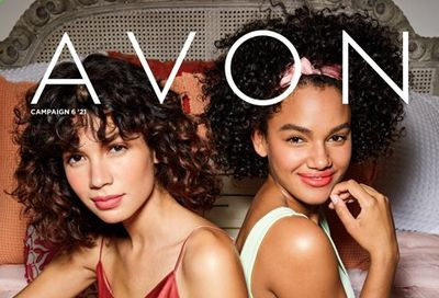 Avon Weekly Ad Flyer February 16 to March 1