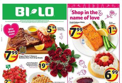 BI-LO Weekly Ad Flyer February 17 to February 23