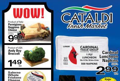 Cataldi Fresh Market Flyer February 17 to 23