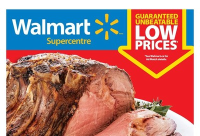 Walmart Supercentre (ON) Flyer October 10 to 16