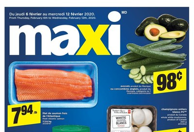 Maxi Flyer February 6 to 12