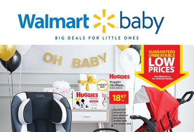 Walmart Baby Insert October 10 to 23