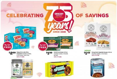 Grocery Outlet Weekly Ad Flyer February 17 to February 23