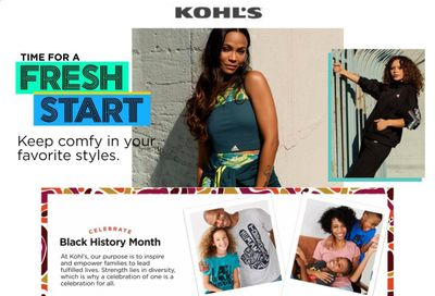 Kohl's Weekly Ad Flyer February 17 to February 24