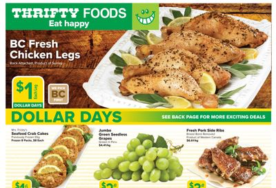 Thrifty Foods Flyer February 18 to 24