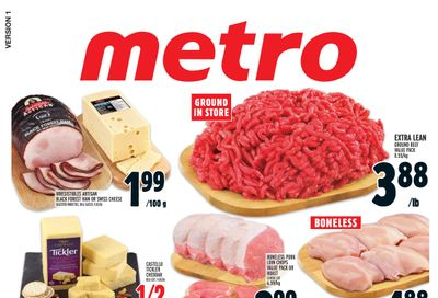 Metro (ON) Flyer February 18 to 24