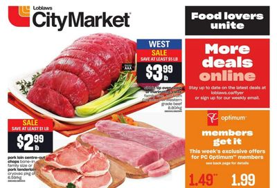 Loblaws City Market (West) Flyer February 18 to 24