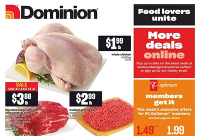 Dominion Flyer February 18 to 24