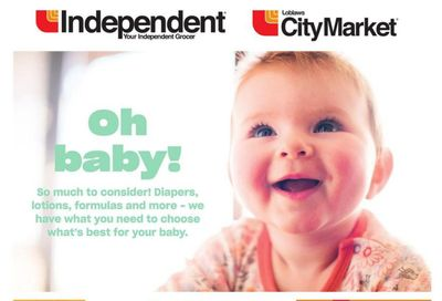 Loblaws (West) Baby Flyer February 18 to March 3