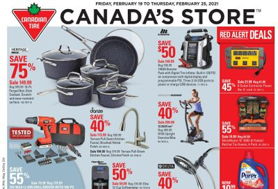 Canadian Tire (ON) Flyer February 19 to 25