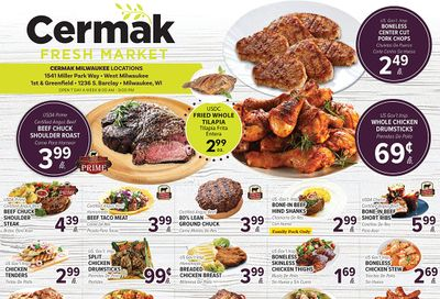 Cermak Fresh Market (WI) Weekly Ad Flyer February 17 to February 23, 2021