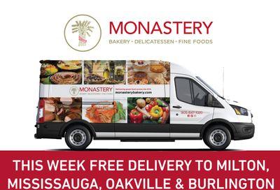 Monastery Bakery Flyer February 17 to 24