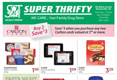 Super Thrifty (Rocanville, SK)  Flyer February 16 to 27