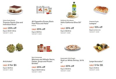 Whole Foods Market (West) Flyer February 17 to 23