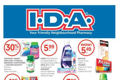 I.D.A. Flyer February 19 to 25