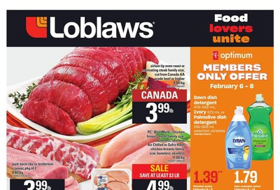 Loblaws (ON) Flyer February 6 to 12