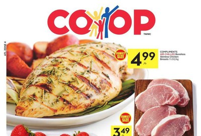 Foodland Co-op Flyer February 6 to 12