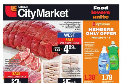 Loblaws City Market (West) Flyer February 6 to 12