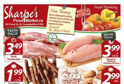 Sharpe's Food Market Flyer February 18 to 24