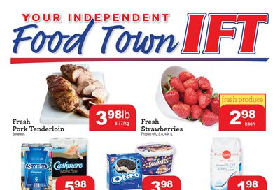 IFT Independent Food Town Flyer February 19 to 25