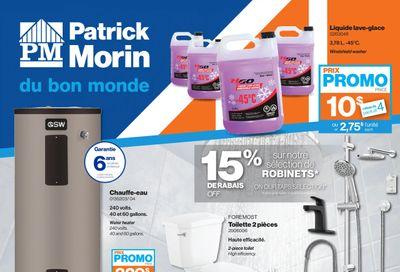 Patrick Morin Flyer February 18 to 24